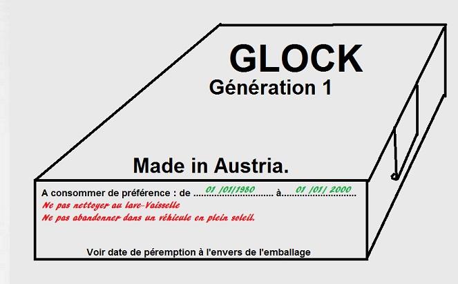 Glock datant numéro de série Ano ang datant pangalan ng Inde Bansang