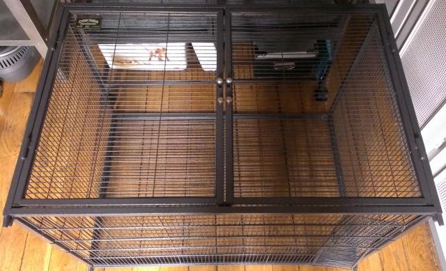 A vendre : Extension 163 Cage Critter Nation Midwest pour la 161 528820Etagede769tache769monte769