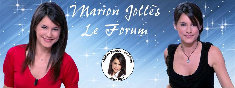Marion Jollès - Le Forum