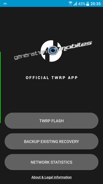 [RECOVERY HTC 10] TWRP 3.3.0-0-pme [15/04/2019] 52990201Screenshot