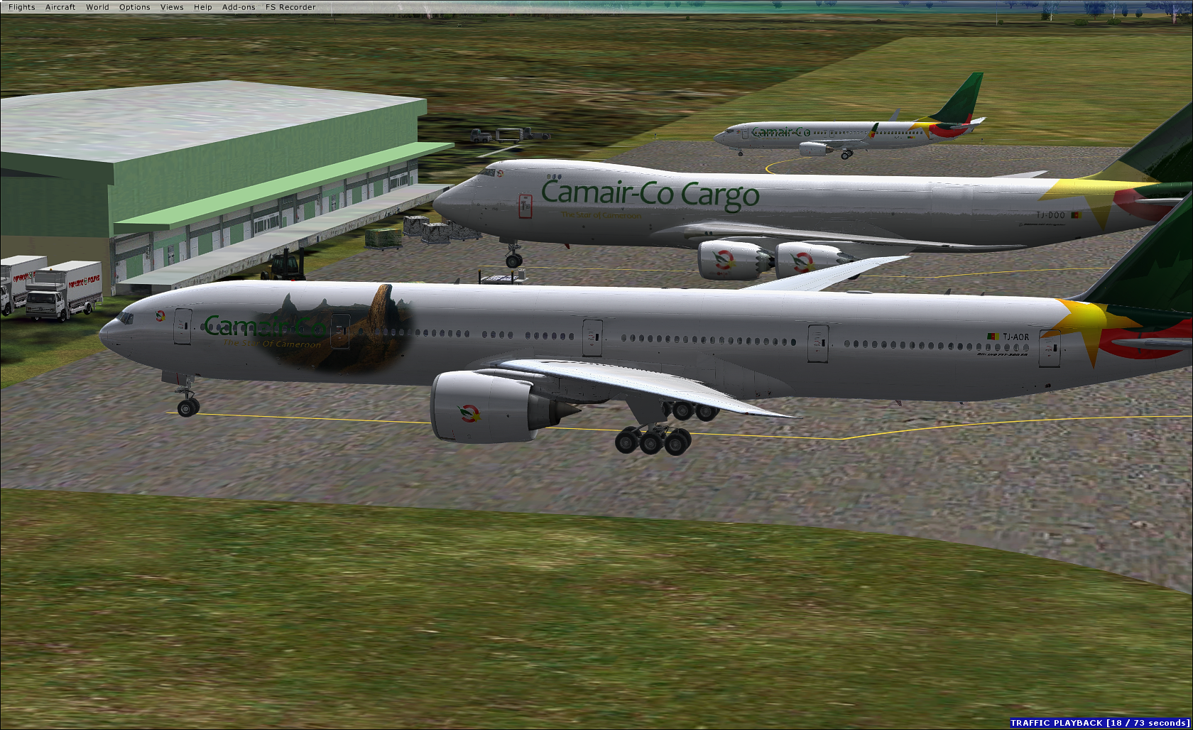 """Cameroonising Heavily"" Flight Simulator for a while now... 530034Screenshot9085"