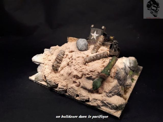 US Army bulldozer (Miniart 1/35) 53075320171108162518