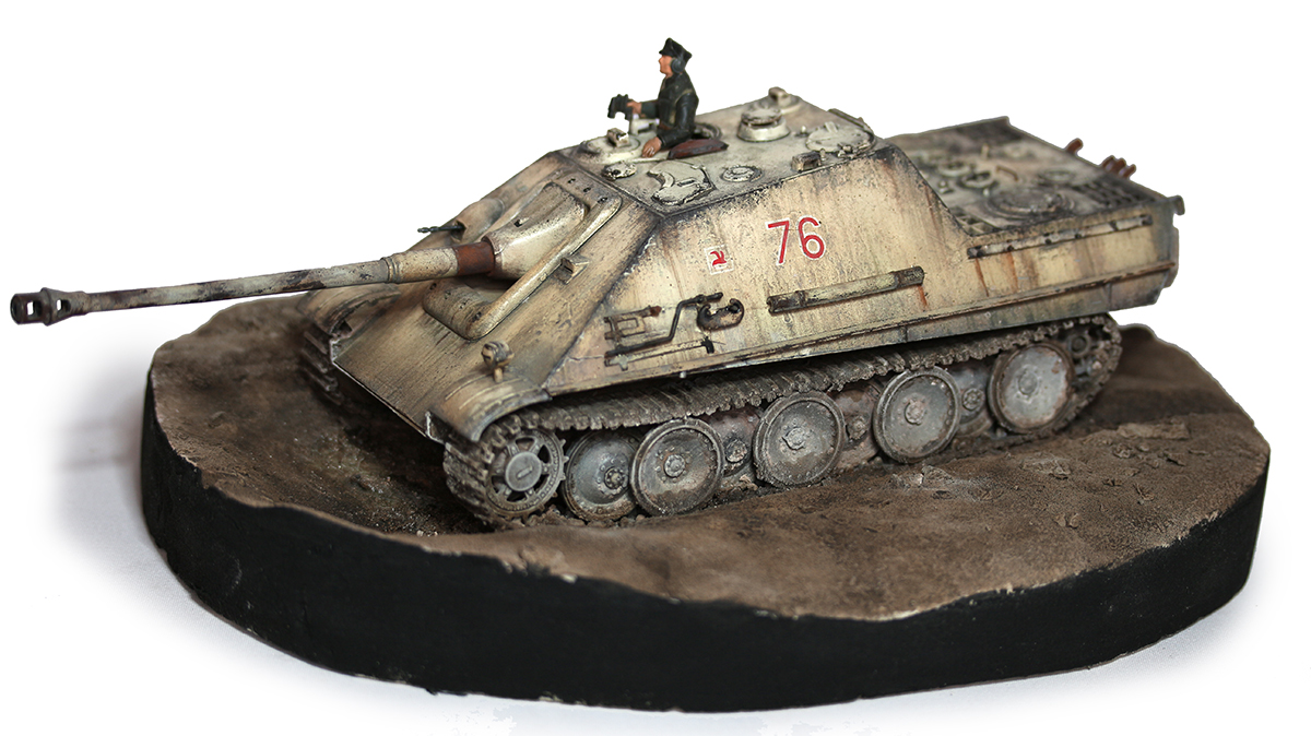 PANTHER G tamiya 531394jagdpantherwb19