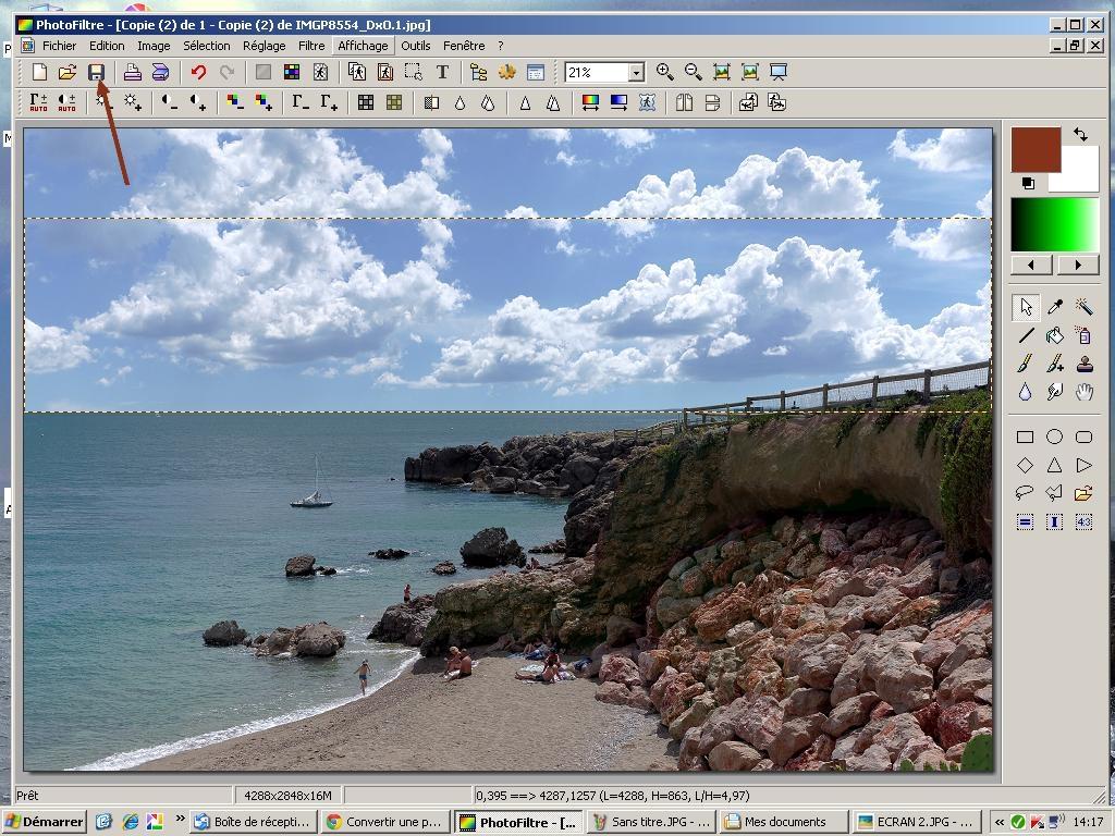 Exemple de retouche avec Photofiltre 531758ECRAN4