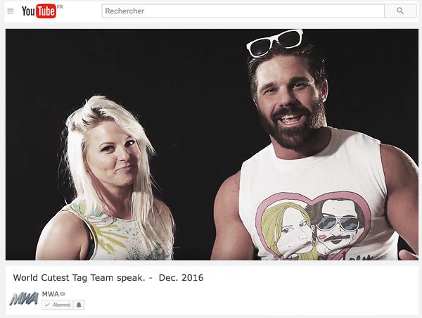 MWA. Youtube Promo. 532500WorldCutestTagTeam