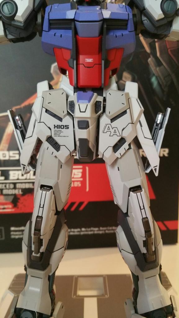Review/Edito : Strike Gundam Metal Build 1/72 by Moshow la leçon Chinoise donnée a Bandai  534553201610061419201