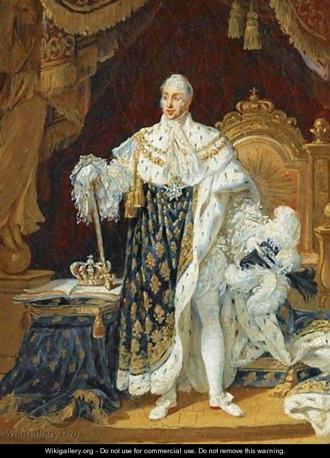 Exposition « Trônes en majesté, l'autorité et son symbole » - Page 8 535495CharlesX