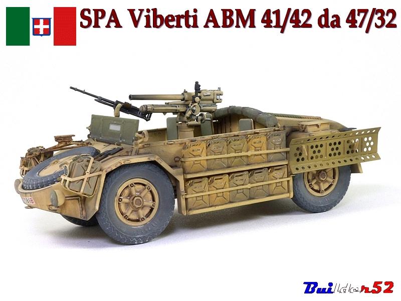 ABM 41/42  AT 47/32 - Italeri 1/35 535879P1050195