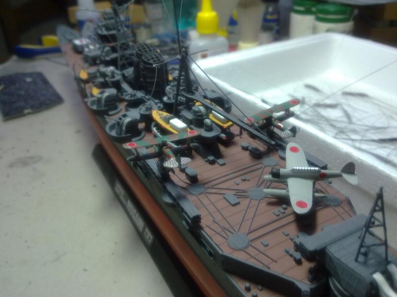 croiseur lourd Mogami au 1/350 par Pascal 94 - Tamiya  - Page 7 536528060120111061