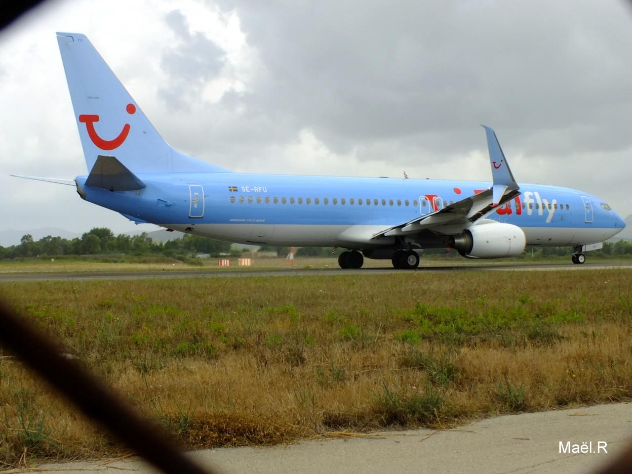 Alghero Fertilia aéroport LIEA/ALG 2014 537119Sardaignen7004