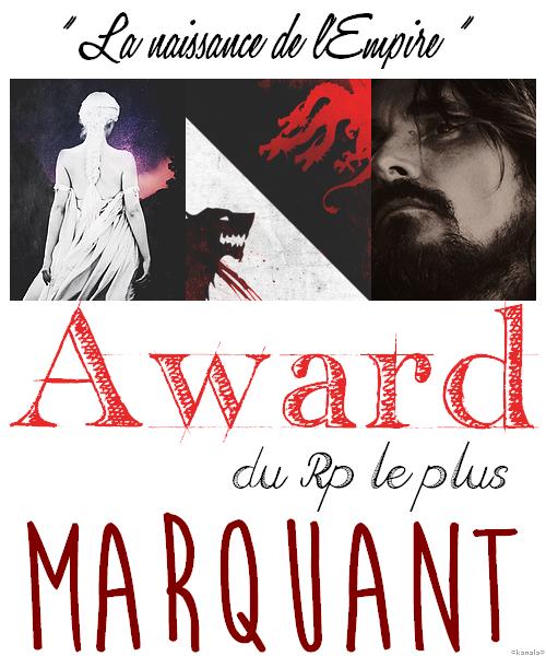 Résulats des Awards et récompenses! 53754111marqu