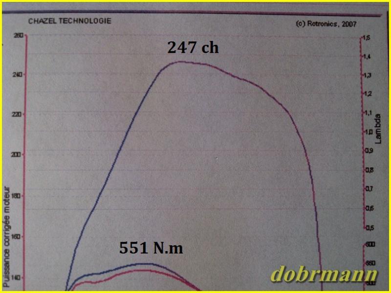 [BMW 530 d E39] Downpipe 537579027Copier