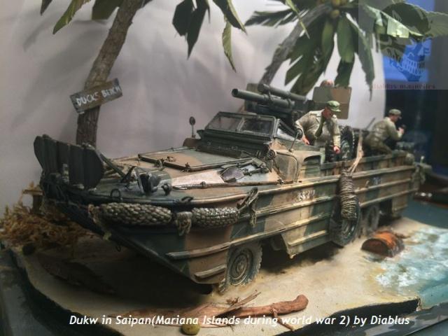 Duck gmc,avec canon de 105mn,a Saipan - Page 4 537685IMG4593