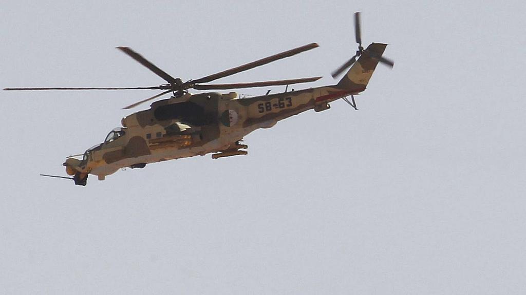 صور مروحيات Mi-24MKIII SuperHind الجزائرية 537958Mi24MKIIISB63
