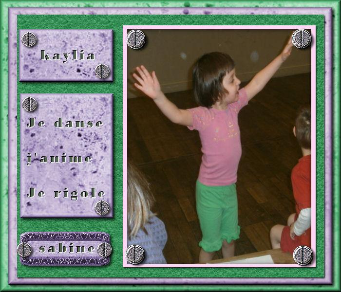 """41 """"La danse et moi """" tuto de vannades cré@ 538986120601060304134143"""