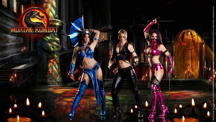 Cosplay Mortal Kombat  539103mortalkombatcosplaysexy