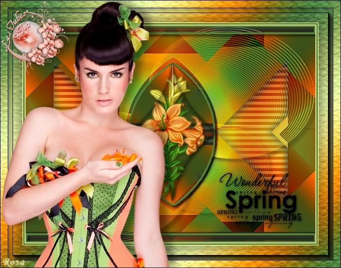 N° 3 Manany Tutorial Wonderful Spring 540008ROSAJULIOMANANYWONDERFULSPRING