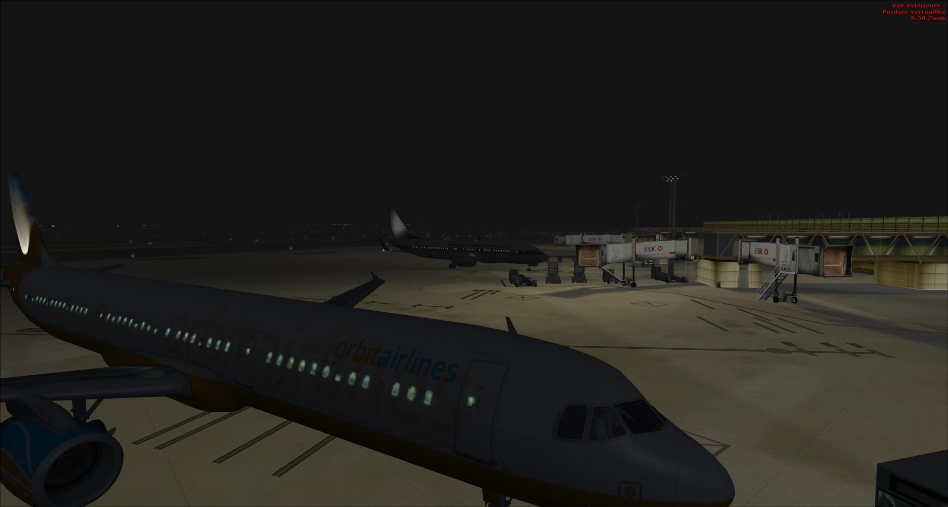 Rapport de vol: Atterrissage aux instruments 5401842014103120100293