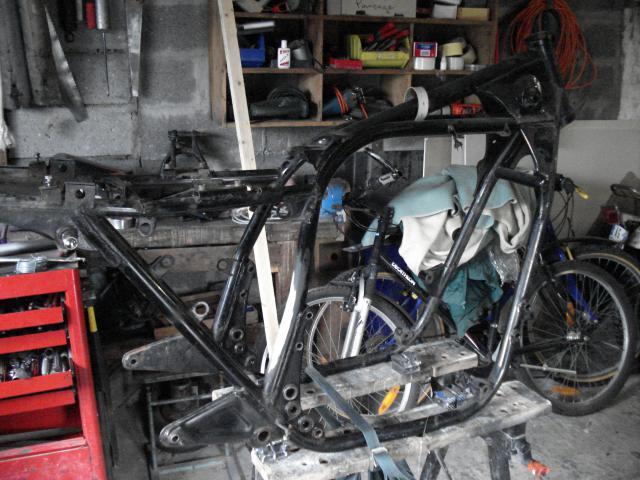 Restauration et modification  Z650 541263DSC03303