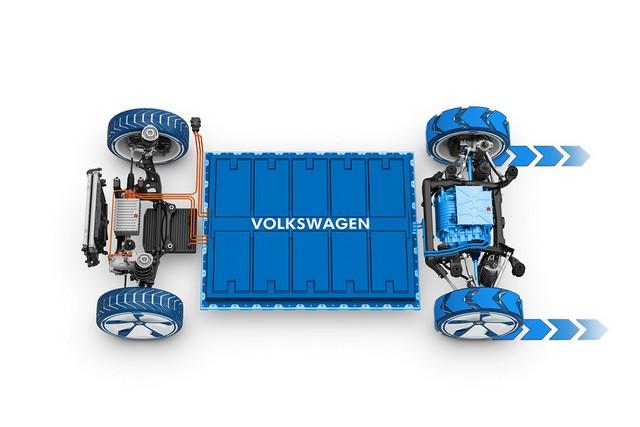 La première mondiale de l'I.D. lance le compte à rebours vers une nouvelle ère Volkswagen  541570volkswagenid003