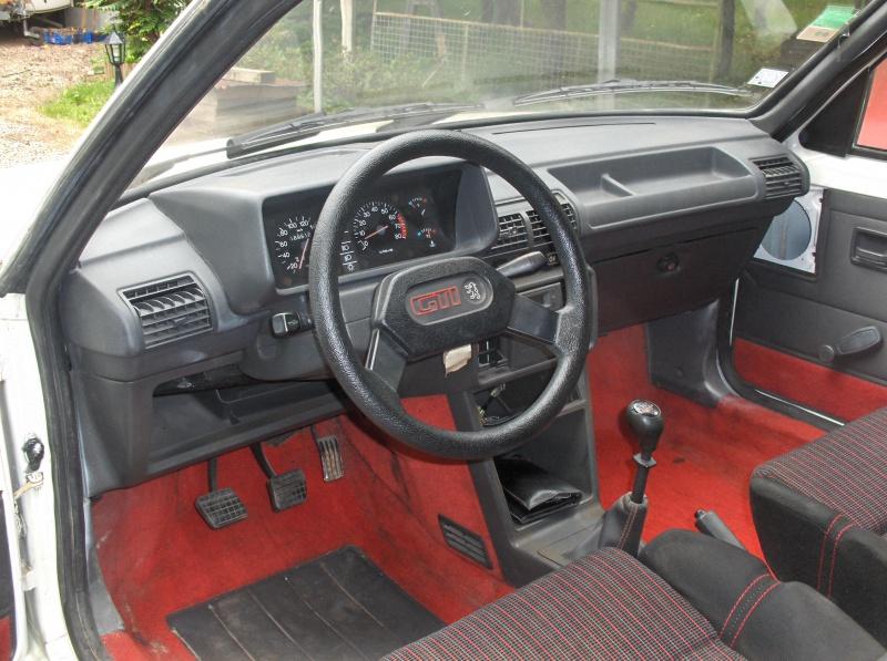 Replique 205 GTI Gr N de Jean Sébastien Couloumies 542028HPIM5157