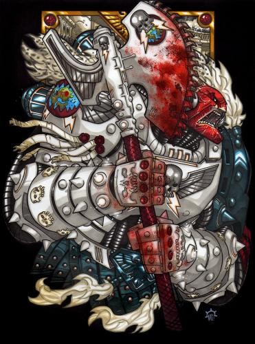 Project Libris Primaris by Aerion the Faithful 542730Angron
