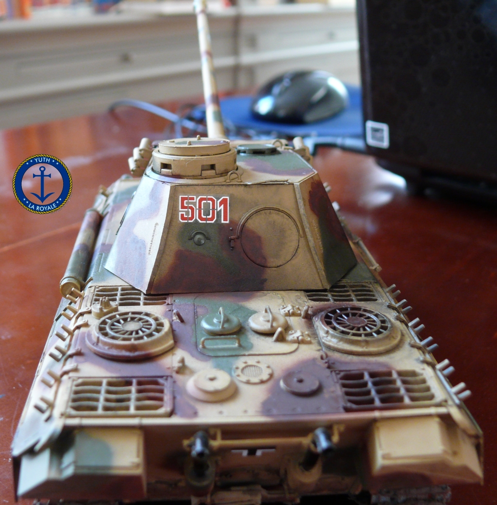 Panzerkampfwagen Panzer V Panther Ausf D. - Page 5 542965panther35