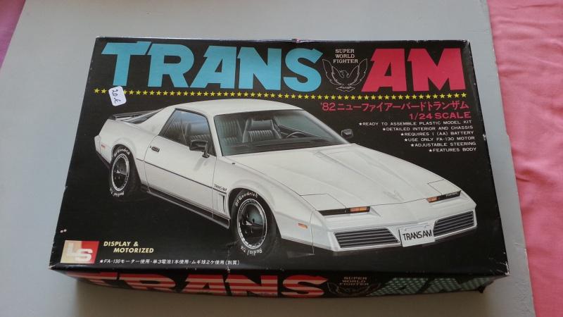 Pontiac Trans-am 82' 1/24 LS. 54303420170612170007