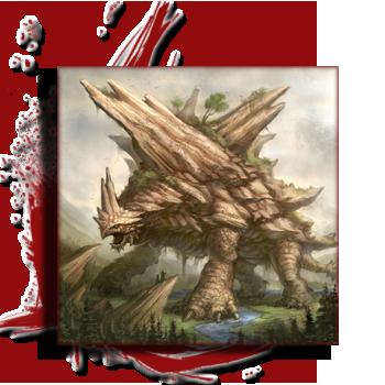 Bestiaire: Les créatures de la Grèce antique, entre Fantastique et réalité. 543749geantvert