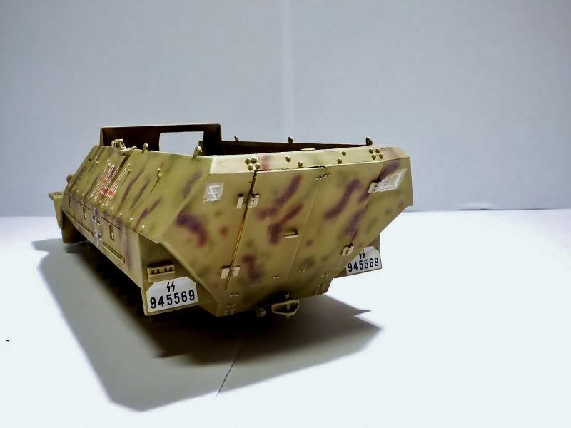 sdkfz - SdkFz 251 / 9  Tamiya / AFV 545171P1070110Copier