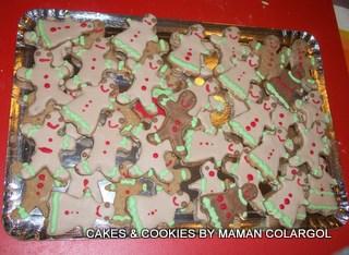 Décembre 2011 : biscuits décorés 5453821000354