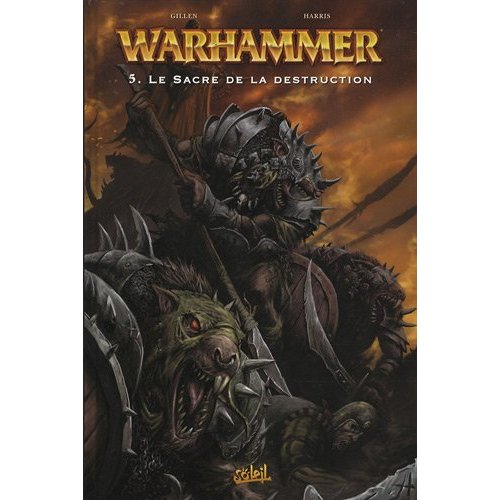 Warhammer Battle en Bande Dessinée (Non Black Library) 545437WHBD5