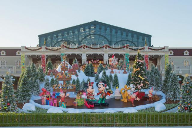 [Tokyo Disney Resort] Programme complet du divertissement à Tokyo Disneyland et Tokyo DisneySea du 15 avril 2018 au 25 mars 2019. 545992xm4