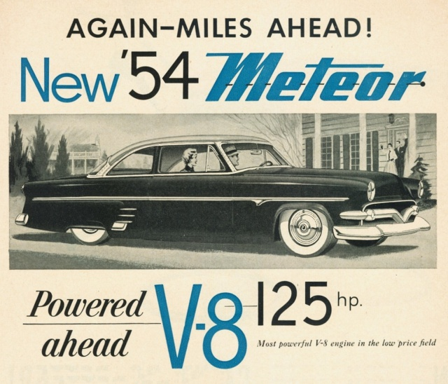 Antique Cars Adverts Revised 5460311954MeteorAd03