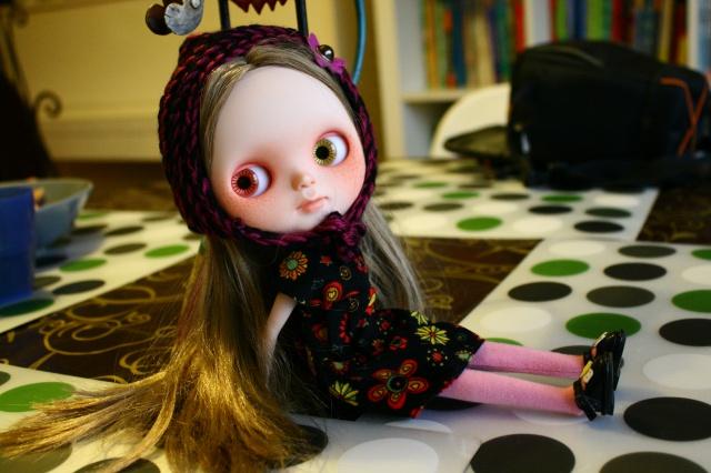 Ma nouvelle miss custo tiina avec ses nouveaux vêtements 550001blythefringues006