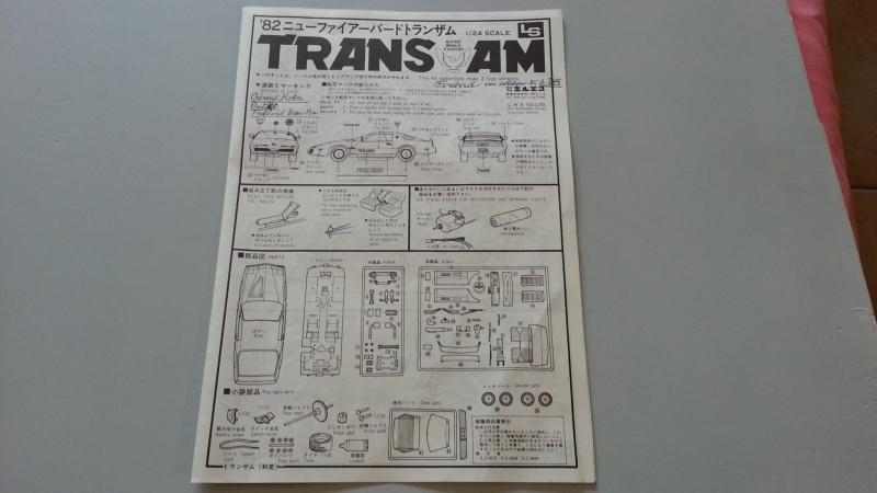 Pontiac Trans-am 82' 1/24 LS. 55094720170612170740