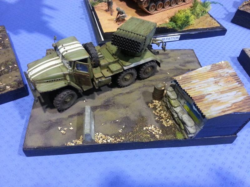 BM-21 GRAD 1/35 TRUMPETER 55097420161112173050