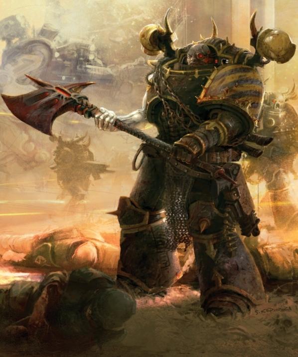 Iron Warriors: The Omnibus de Graham McNeill 551515Honsounewbig