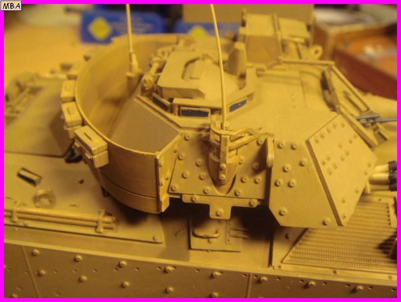 Le transporteur de troupe M2A2 par l'ancien au 1/35è Tamiya 552034m2a209jpg