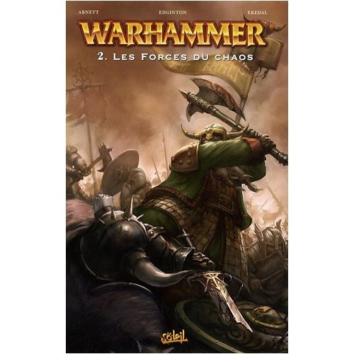 Warhammer Battle en Bande Dessinée (Non Black Library) 552187WHBD2