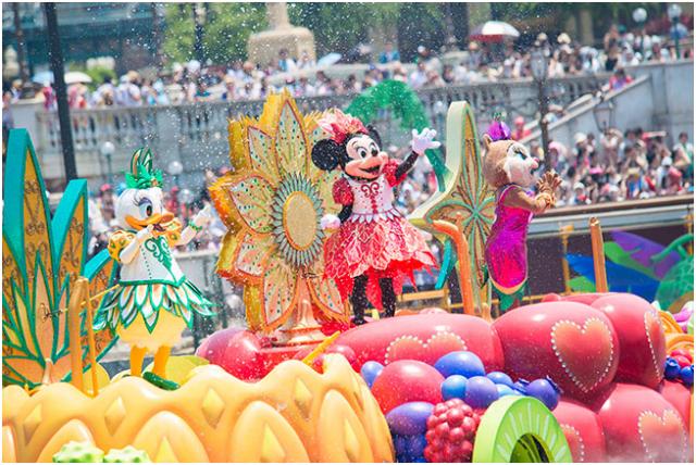[Tokyo Disney Resort] Programme complet du divertissement à Tokyo Disneyland et Tokyo DisneySea du 15 avril 2018 au 25 mars 2019. 552302dsf1