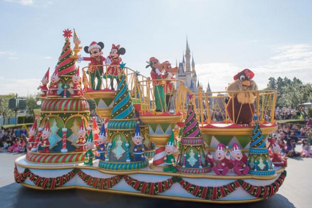 [Tokyo Disney Resort] Programme complet du divertissement à Tokyo Disneyland et Tokyo DisneySea du 15 avril 2018 au 25 mars 2019. 554216xm5