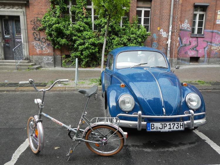MIFA Klapprad (vélo pliant) 554840DSCN3444