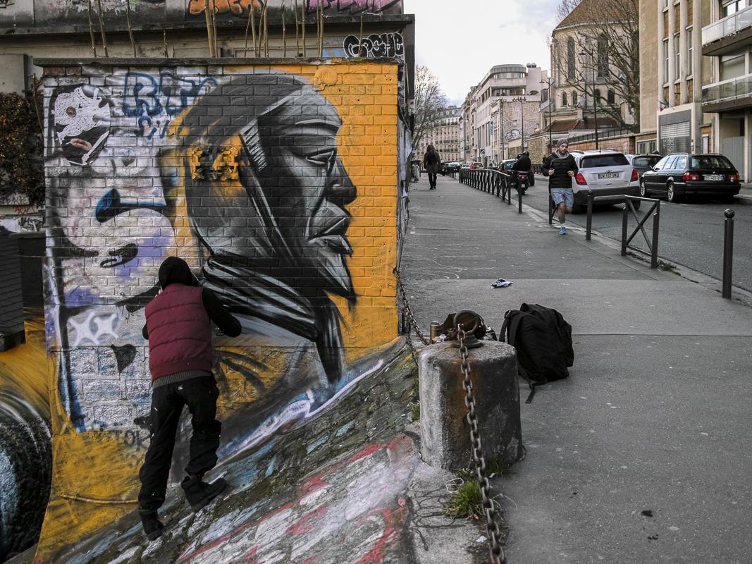 Pox , street art 555275DP1M3130