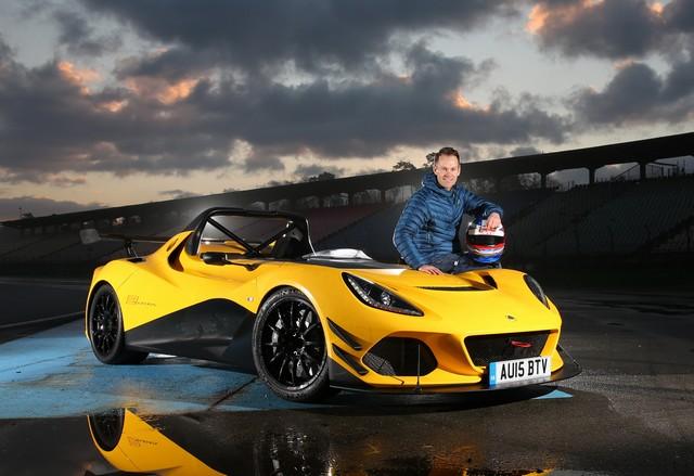 Lotus 3-Eleven établit un nouveau record au tour sur le circuit  d'Hockenheim  5555192016Lotus3ElevenSportAuto03