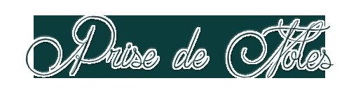 Notes et écrits de Mme de Broissieux 555632Prisedenotes