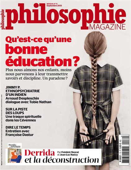 Le marronier de la rentrée scolaire des hebdos... 556735philosphiemagazineseptembre2013