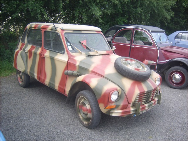 Viking Club 2CV 15éme Rencontre 2012 Domjean (Manche 50420) 557009Jun21631