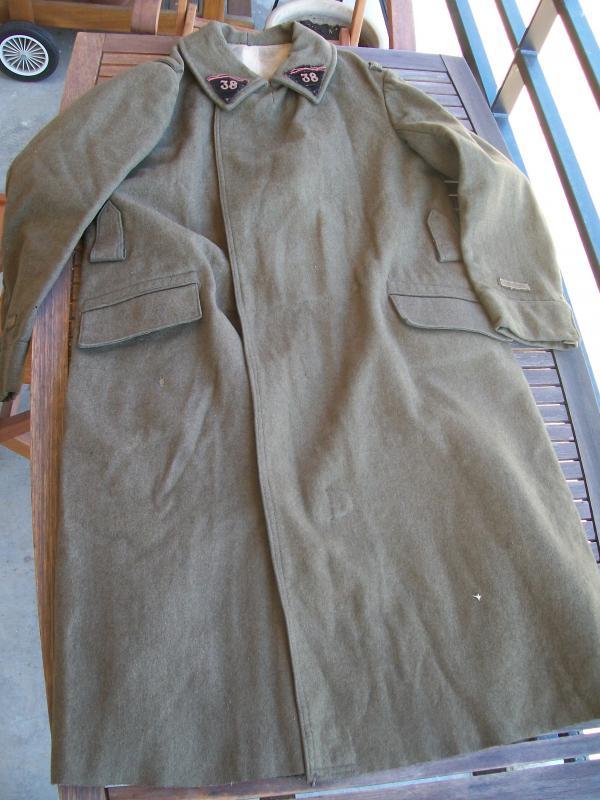 Le matériel et l'uniforme des prisonniers de guerre 5570261002137