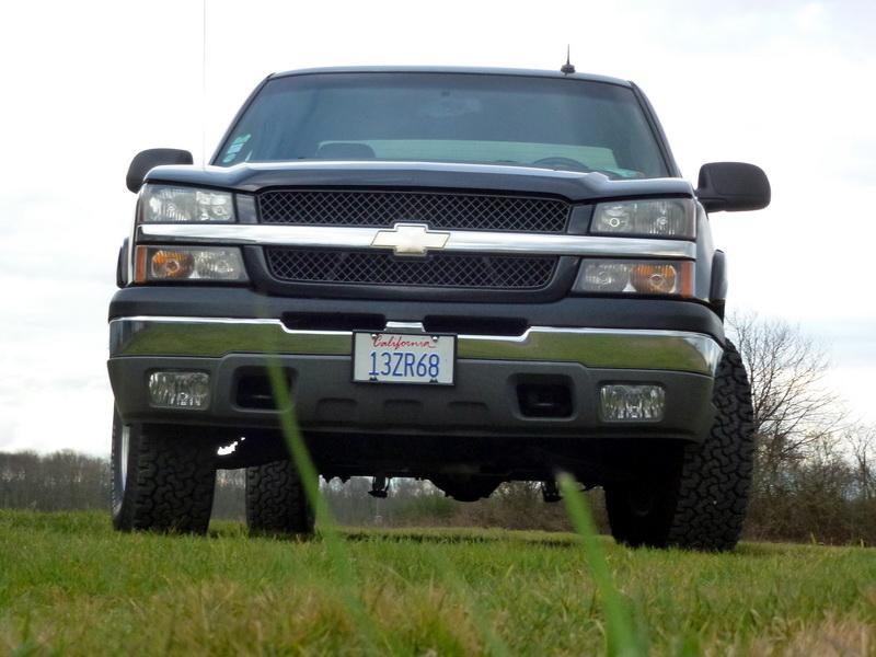 Chevrolet Silverado V8 5,3L 2003 557369P1040074